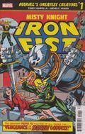 Marvel's Greatest Creators Iron Fist Misty Knight (2019 Marvel) 1