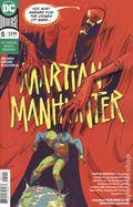Martian Manhunter (2018 5th Series) 5A