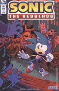 Sonic The Hedgehog (2018 IDW) 17A