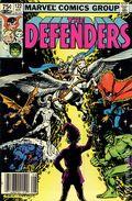Defenders (1972 1st Series) Canadian Price Variant 122