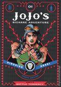 JoJo's Bizarre Adventure Part 2: Battle Tendency HC (2015-2016 Viz) 1-REP