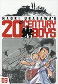 20th Century Boys GN (2009-2012 Viz) By Naoki Urasawa 3-REP