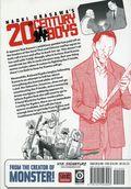 20th Century Boys GN (2009-2012 Viz) By Naoki Urasawa 10-1ST