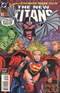 New Teen Titans (1984 2nd Series) New Titans 120