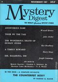 Mystery Digest (1957-1963 Filosa Publications) Vol. 1 #4