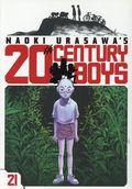 20th Century Boys GN (2009-2012 Viz) By Naoki Urasawa 21-REP
