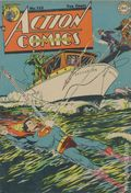 Action Comics (1948-1950 Simcoe) Canadian 123
