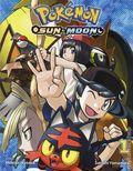 Pokemon Sun and Moon GN (2018 A Viz Digest) 1-1ST