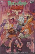 Rick and Morty vs. Dungeons and Dragons (2018 IDW) 1CKELITE