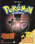Art of Pokemon The First Movie SC (1999 Viz Media) 1-1ST