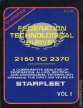 Federation Technological Survey 2150 to 2370 SC (1991) 1-1ST