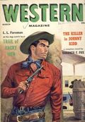 Western Magazine (1955-1958 Bard) Pulp Vol. 2 #1