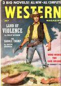 Western Magazine (1955-1958 Bard) Pulp Vol. 2 #2