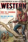 Western Magazine (1955-1958 Bard) Pulp Vol. 3 #1