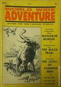 World Wide Adventure (1967-1969 Health Knowledge) Pulp Vol. 1 #1
