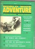 World Wide Adventure (1967-1969 Health Knowledge) Pulp Vol. 1 #6