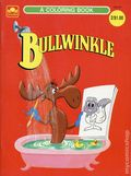 Bullwinkle SC (1960 A Golden Book) A Coloring Book 1929-92