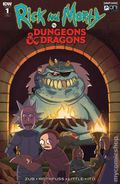 Rick and Morty vs. Dungeons and Dragons (2018 IDW) 1JETPACK