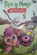 Rick and Morty vs. Dungeons and Dragons (2018 IDW) 1NEWBURY