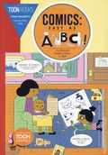 Comics Easy as ABC SC (2019 Toon Books) 1-1ST
