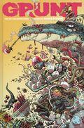 Grunt The Art and Unpublished Comics of James Stokoe HC (2019 Dark Horse) 1-1ST