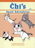 Chi's Sweet Adventures GN (2018 Vertical Comics) 4-1ST