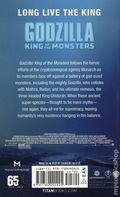 Godzilla King of the Monsters PB (2019 Titan Comics) The Official Movie Novelization 1-1ST