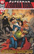 Superman Leviathan Rising Special (2019 DC) 1