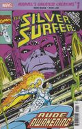 Marvels's Greatest Creators Silver Surfer Rude Awakening (2019) 1