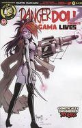 Danger Doll Squad Presents Amalgama Lives (2019 Action Lab) 3A