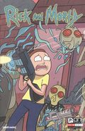 Rick and Morty (2015 Oni Press) 4.50