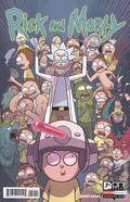 Rick and Morty (2015 Oni Press) 50A
