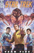 Star Trek Year Five (2019 IDW) 2