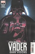 Star Wars Vader Dark Visions (2019 Marvel) 4A
