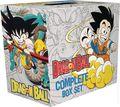 Dragon Ball TPB Complete Box Set (2019 Viz) SET-1