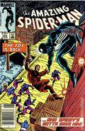 Amazing Spider-Man (1963 1st Series) Canadian Price Variant 265