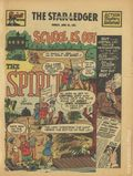 Spirit Weekly Newspaper Comic (1940-1952) Jun 24 1951