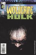 Wolverine Hulk (2002) 1