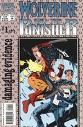 Wolverine and the Punisher Damaging Evidence (1993) 1