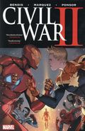 Civil War II TPB (2017 Marvel) 1-REP
