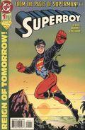Superboy (1994 3rd Series) 1