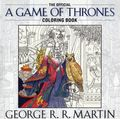 Official A Game of Thrones Coloring Book SC (2015 Bantam) George R.R. Martin 1-REP