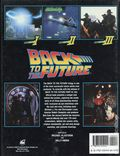 Back to the Future The Official Book of the Complete Movie Trilogy HC (1990 Mallard Press) 1-1ST