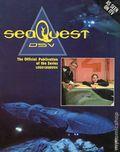 SeaQuest DSV The Official Publication of the Series SC (1994 Boxtree) 1-1ST
