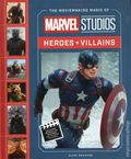 Moviemaking Magic of Marvel Studios: Heroes and Villains HC (2019 Abrams) 1-1ST