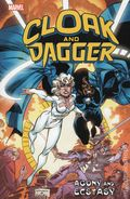 Cloak and Dagger Agony and Ecstasy TPB (2019 Marvel) 1-1ST
