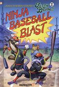 Fuzzy Baseball HC (2019 Papercutz) 2-1ST
