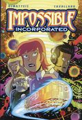 Impossible Incorporated TPB (2019 IDW) 1-1ST