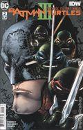 Batman Teenage Mutant Ninja Turtles III (2019 DC) 2A