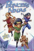 Princess Ninjas TPB (2019 Silver Dragon Books) 1-1ST